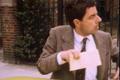 Мистер Бин и письмо